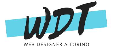 Web Designer a Torino